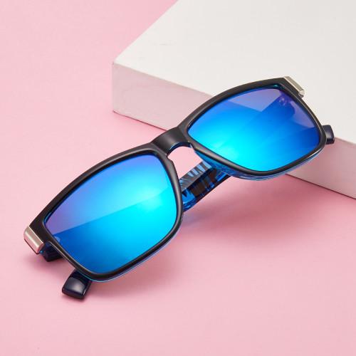 Fashion Men Outdoor Mirrored Polarized Sunglasses