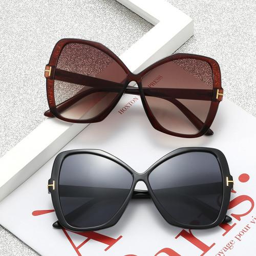 Fashion 2020 Oversized Butterfly Women Sunglasses