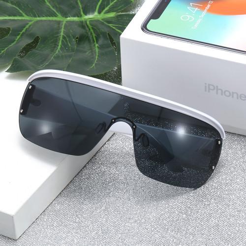 Futuristic Monolens 2020 Sunglasses Gafas de sol