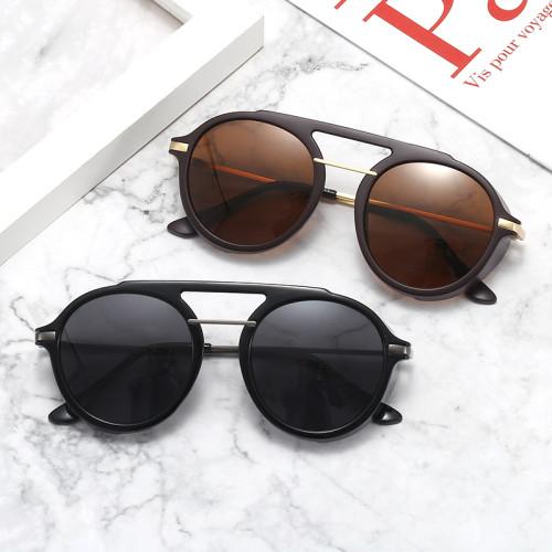 TR90 Frame Steampunk Style Polarized Sunglasses