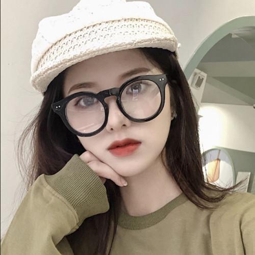 Cheap Eyeglasses Frame Retro Clear Lens Glasses