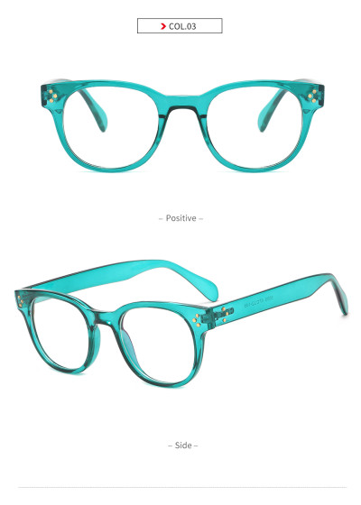 Retro Vintage Blue Light Blocking Glasses