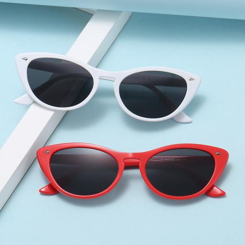 Retro Vintage Plastic Cat Eye Sunglasses