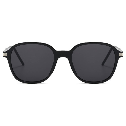 Vintage Round Frame Outdoor Sunglasses