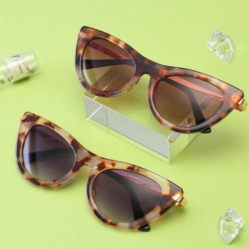 UV400 Women Cat Eye Sunglasses