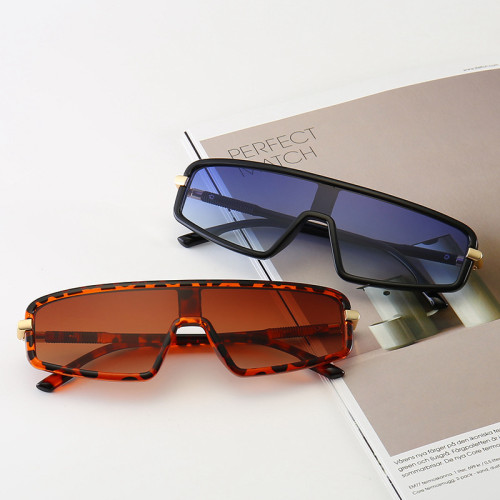 Men Women Mono Lens Sunglasses