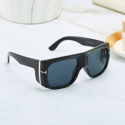 Brand Designer Sun glasses Men Women Oversized Shades Sunglasses