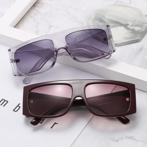 Fashion Oversized Sun glasses Men Women Shades Sunglasses