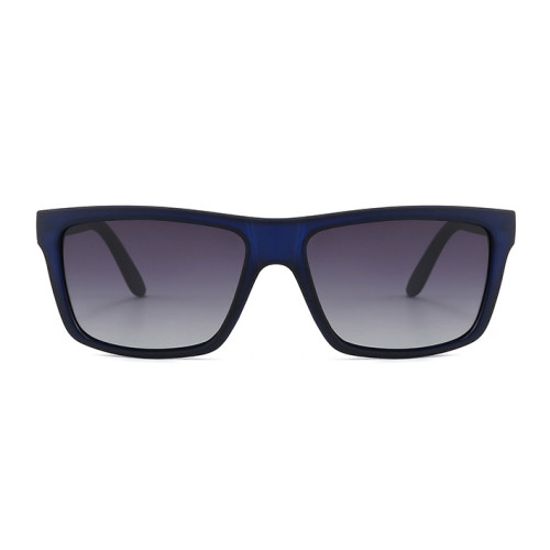 Rectangle TR90 Frame TAC 1.1 Lenses Polarized Outdoor Sunglasses