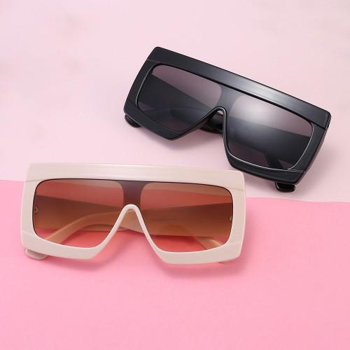 Fashion Men Women Sun glasses Shades Thick Oversized Sunglasses
