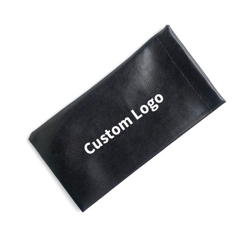 PU Leather Glasses Bag