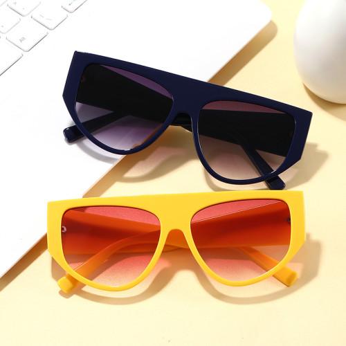 Flat Top UV400 Protection Sunglasses