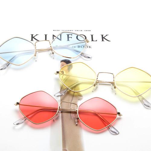 Fashion Men Women Diamond Sun glasses