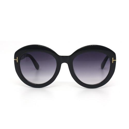 Fashion Brand Designer Sun glasses Shades Round Women Sunglasses
