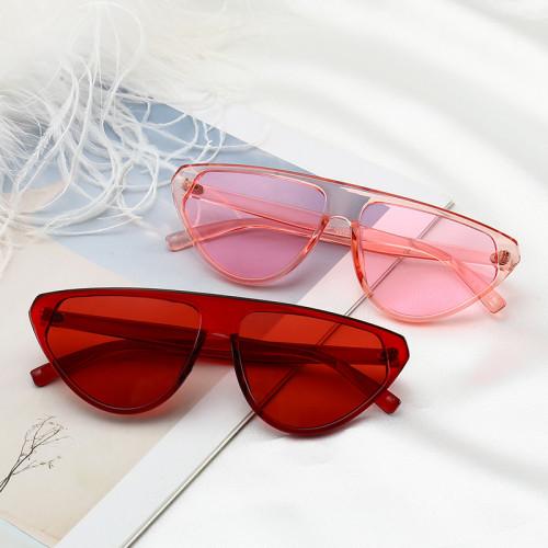 Cat Eye PC Frame Brand Designer Sun glasses Shades Fashion Men Women Sunglasses