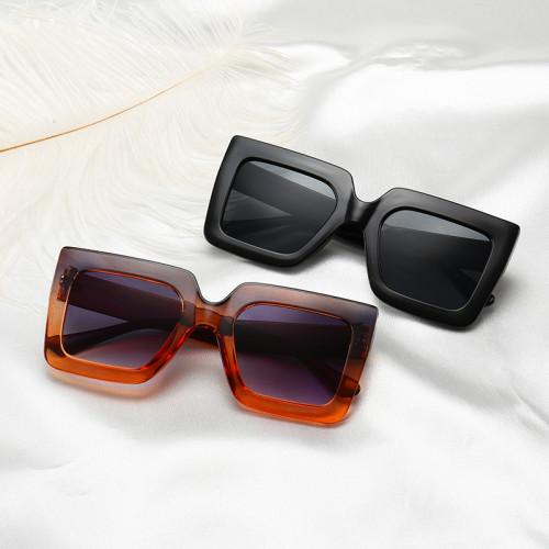 Fashion Square Sun glasses Female Shades Women Sunglasses