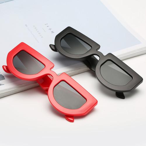 Fashion Retro Vintage Sun glasses Plastic Men Women Sunglasses