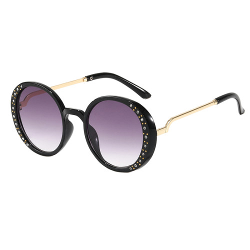 Cute Round Kids Sunglasses