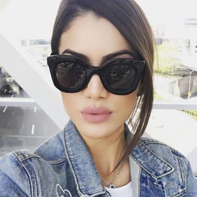 Brand Designer Sun glasses Women Cat eye Shades Sunglasses