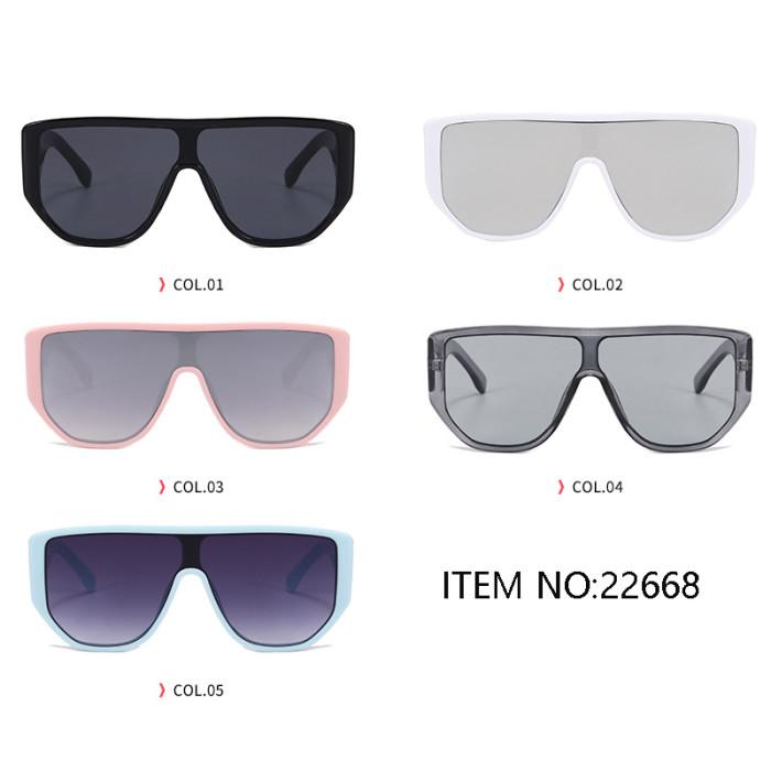 Big Frame Oversized UV400 Shield Shades Sunglasses