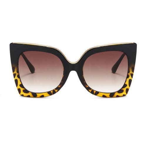 Fashion Oversized Shades Brand Designer Women Sunglasses