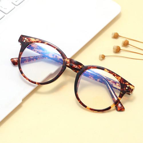 Classic Women Optical Frame Eyeglasses Blue Light Blocking Glasses