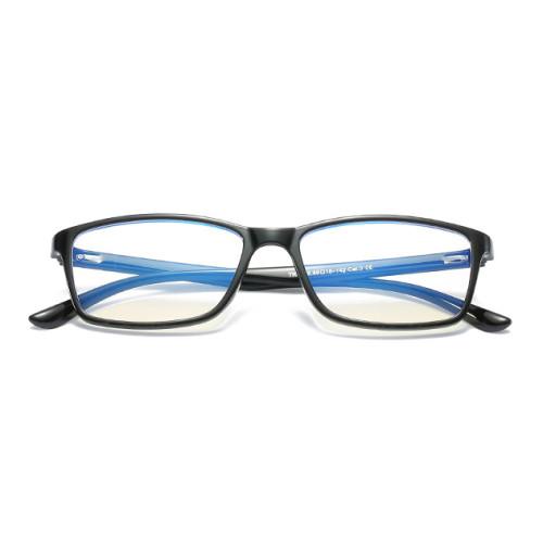 Super Light Weight Cheap TR90 Frame Anti Blue Light Glasses