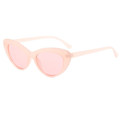 Wholesale 2020 Retro Plastic Cat Eye Sunglasses