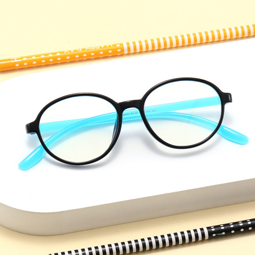 Blue Light Blocking Glasses 2020 TR90 Frames Children cheap Eyewear