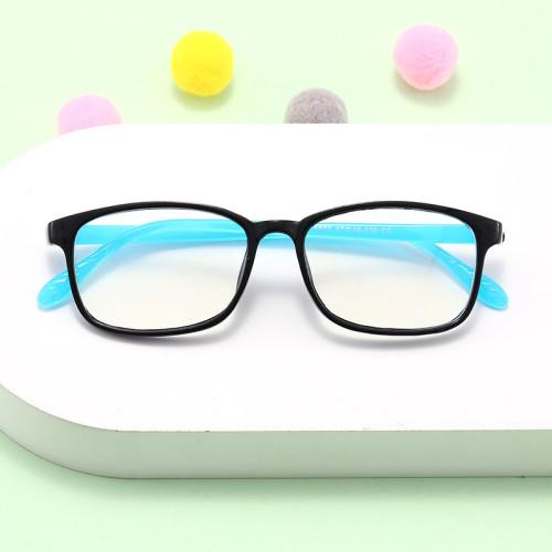 Anti Blue Light glasses for Kids 2020 Cheap Light Weight TR90 Frame Rectangle Glasses