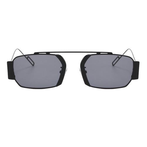 Fashion 2020 Retro Vintage Sun glasses Men Women Small Rectangle Sunglasses
