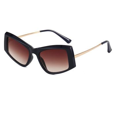 Fashion Retro Vintage Sun glasses 2021 New Plastic Small Rectangular Sunglasses