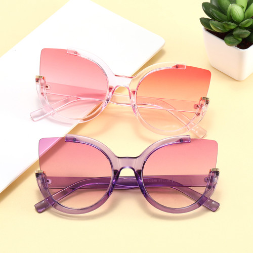 Special Cateye Style Sun glasses 2021New Women Fashion Sunglasses