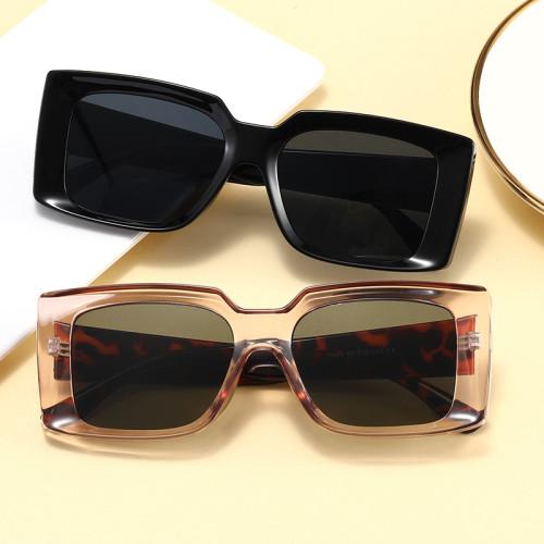 Retro Vintage Sun glasses Small Rectangle Men Women Fashion Trendy Sunglasses