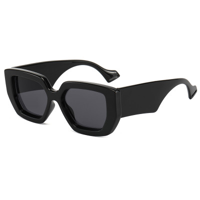 Solid Thick Men Women Sunglasses