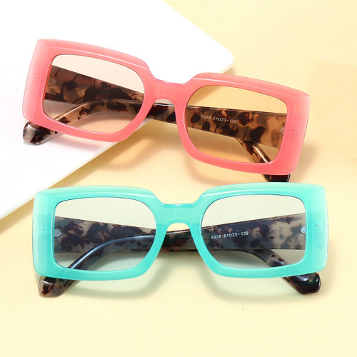 Fashion 2021 Men Women Square Sunglasses