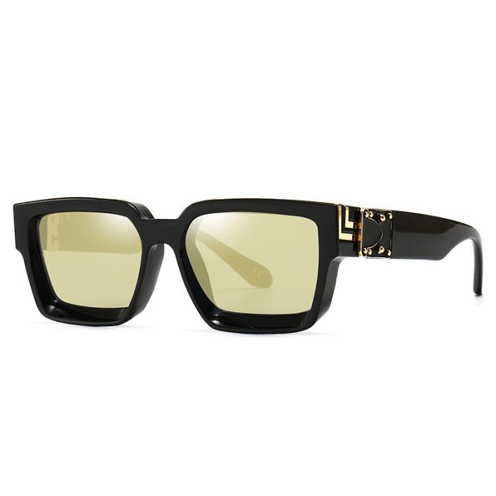 Fashion Luxury Square Shades Sunglasses