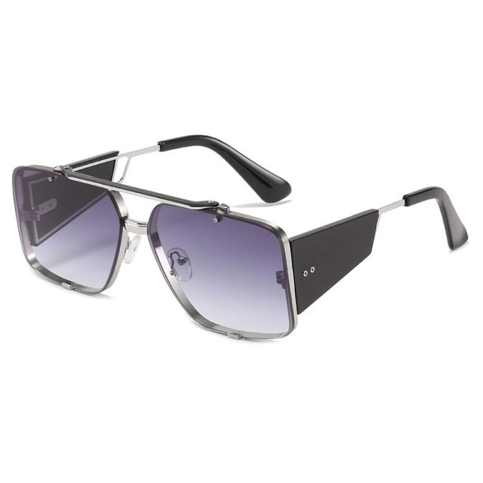 Men Oversize Shades Sunglasses
