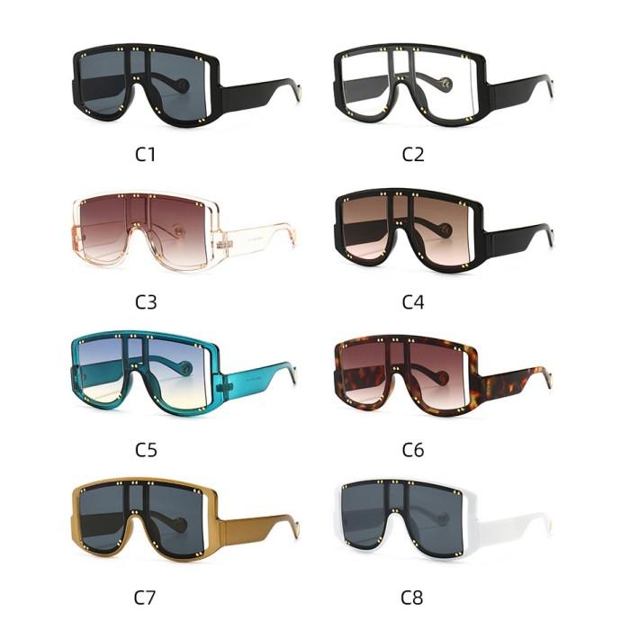 2021 Oversized Shades Sunglasses