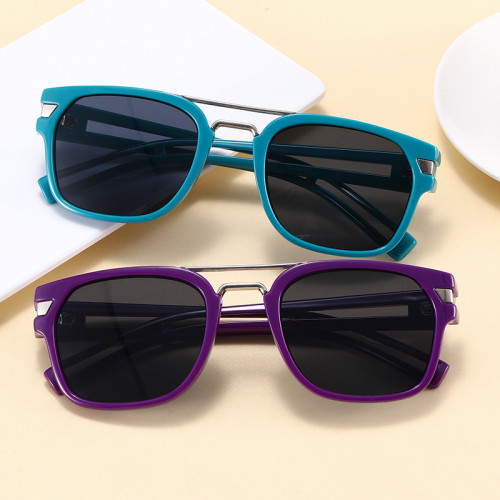 Fashion Ladies Vintage Small Rectangle Sunglasses