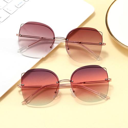 Fashion 2021 UV400 Gradient Women Sunglasses