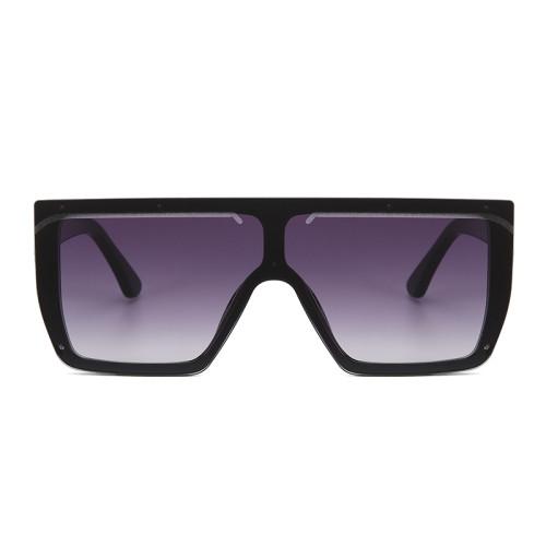 Fashion Shades Flat Top Men Women UV400 Sunglasses