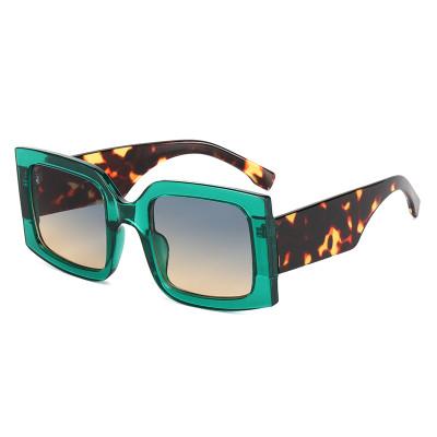 2021 Big Frame Oversized Square Shades Sunglasses