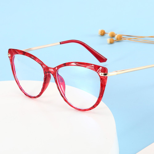 Fashion Crystal Diamond Cut 2021 Spring Hinges Women Cat Eye Sunglasses