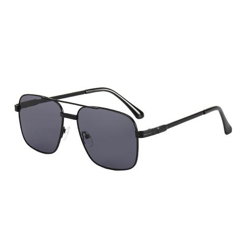 Anti-UV400 Men Women Brand Designer Metal Frame Round Shades Sunglasses