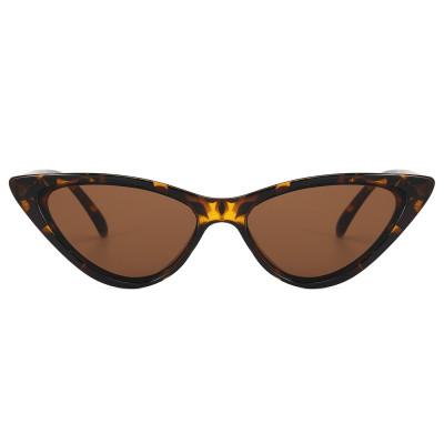 Fashion 2021 Cateye Women Small Triangle Sunglasses