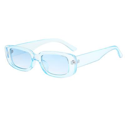 Retro Rectangular Sunglasses