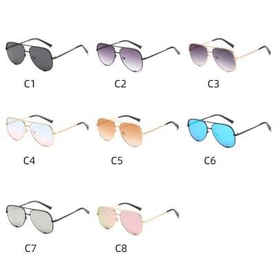 Oversize Pilot Sunglasses