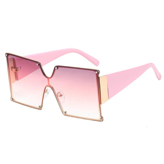 Oversize Square Sunglasses