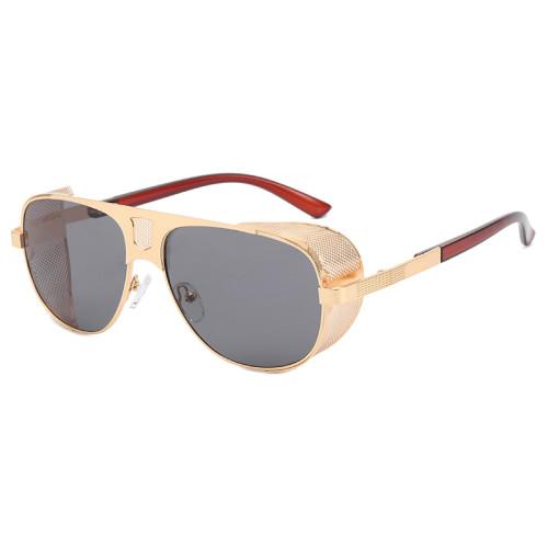 Metal Steampunk Sunglasses